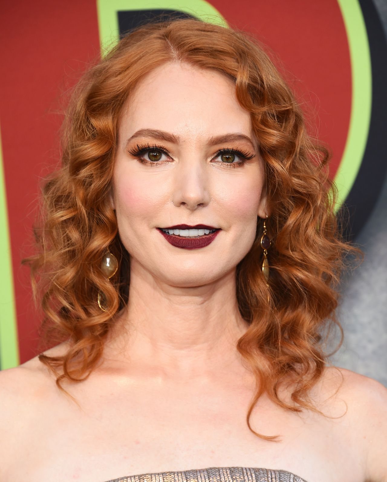 "Alicia Witt – Showtime's ""Twin Peaks"" Premiere in Los ..."