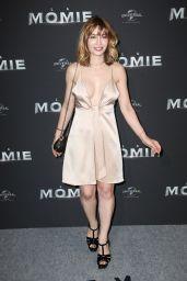 """Alix Benezech – """"The Mummy"""" Premiere in Paris, France 05/30/2017"""