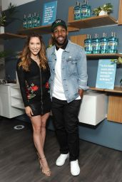 Allison Holker - Listerine #UnlockYourBold Launch Party in New York, May 2017