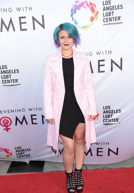"Allison Iraheta – LGBT Center's ""An Evening With Women"" in LA 05/13/2017"