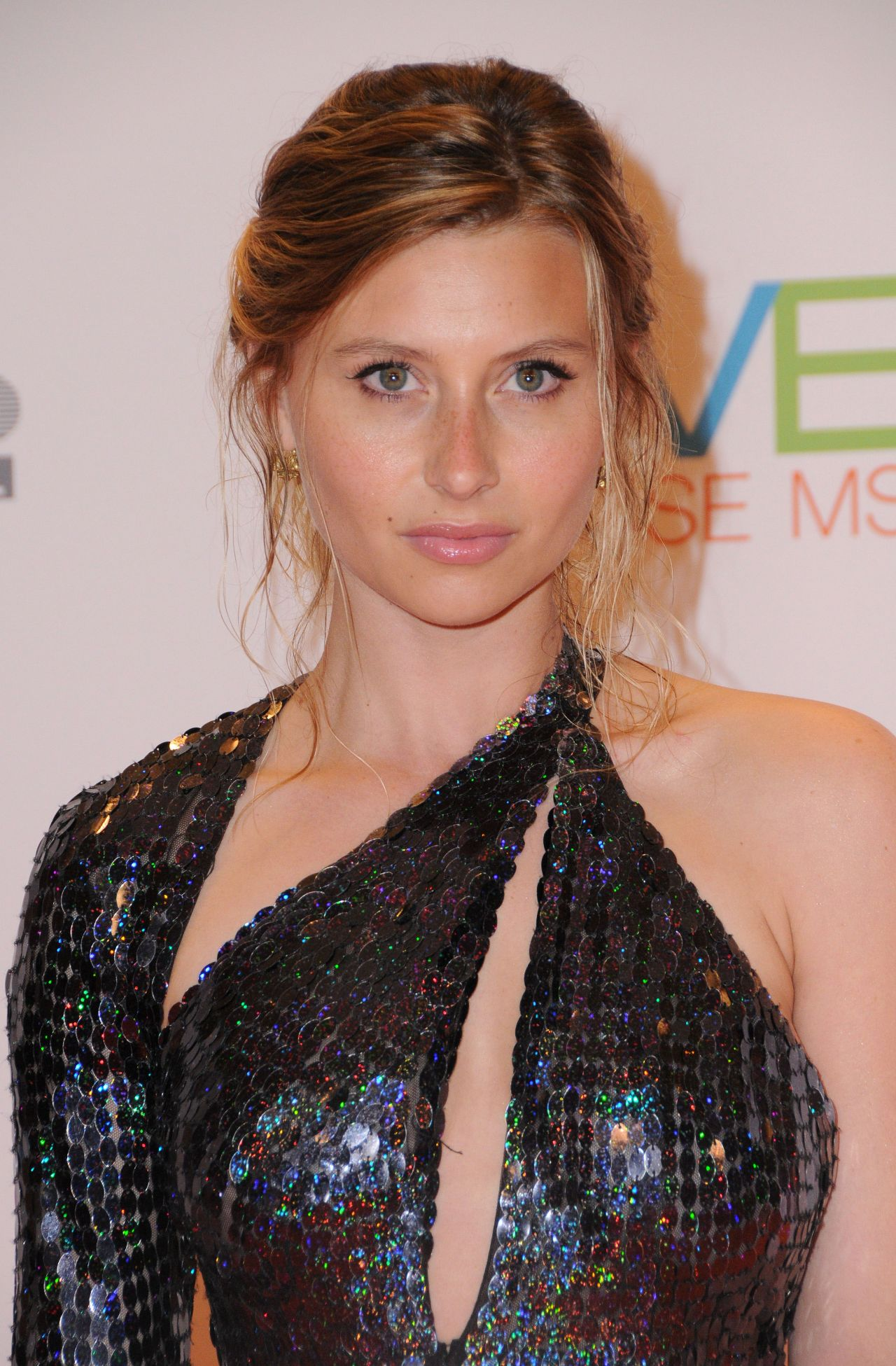Alyson Aly Michalka Race To Erase Ms Gala In Beverly