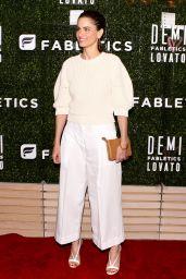 "Amanda Peet - ""Demi Lovato for Fabletics"" Launch Party in LA 05/10/2017"