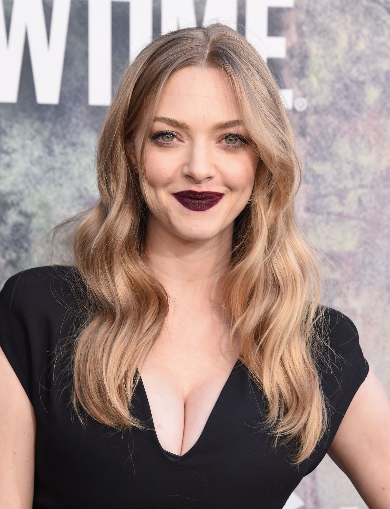 amanda seyfried showtime 39 s twin peaks premiere in los