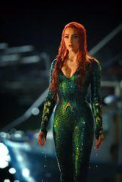 Amber Heard - Aquaman Movie Photos (2018)