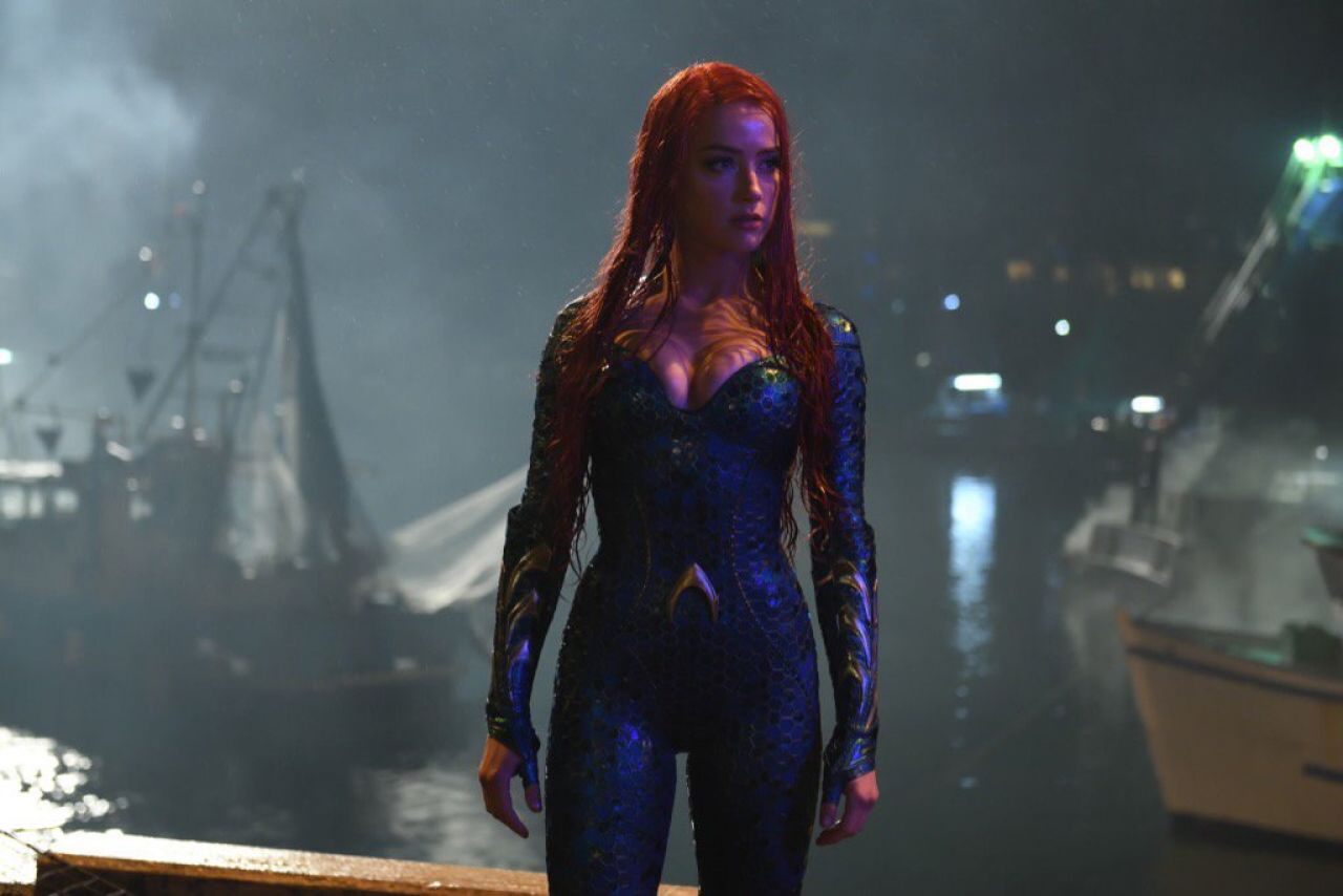Amber Heard - Aquaman Movie Photos 2018-1679