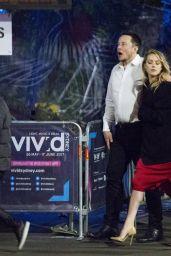 Amber Heard - Out in Sydney, Australia. 05/28/2017
