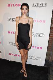 Amelia Hamlin – NYLON Young Hollywood Party in LA 05/02/2017