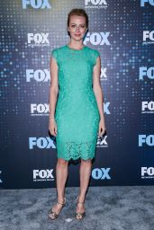 Amy Acker – FOX Upfront in New York City 05/15/2017