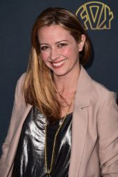 Amy Acker - Twentieth Century Fox Television Los Angeles Screening Gala 05/25/2017