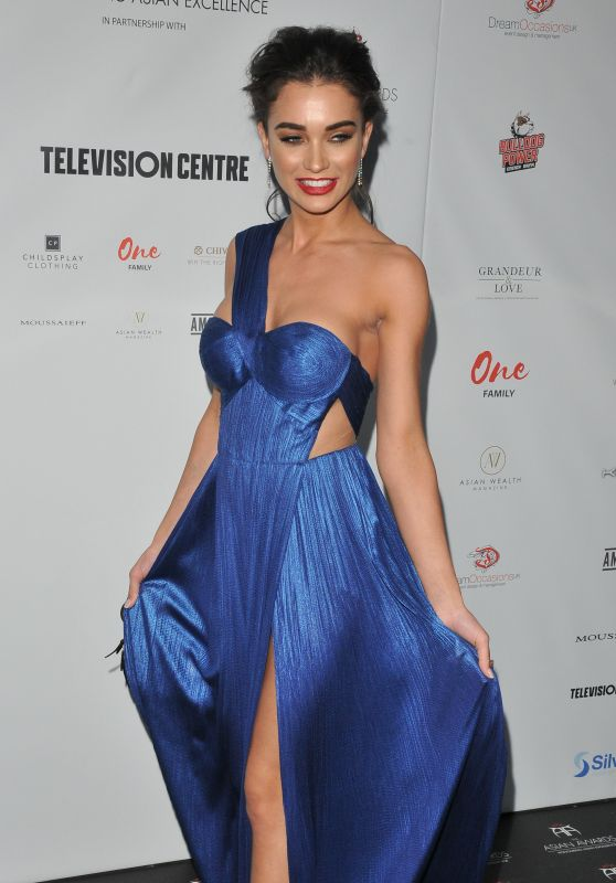 Amy Jackson - Asian Awards in London, UK 05/05/2017
