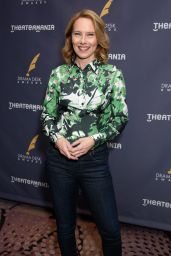 Amy Ryan - Drama Desk Nominees Reception in New York 05/10/2017