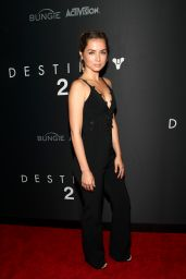 """Ana de Armas - """"Destiny 2"""" World Premiere in Los Angeles 05/18/2017"""