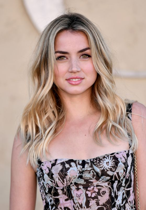 Ana de Armas - Dior Cruise Collection 2018 Show in LA 05/11/2017
