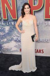 "Ana de la Reguera – Showtime's ""Twin Peaks"" Premiere in Los Angeles 05/19/2017"