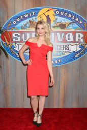 Andrea Boehlke - Suvivor Game Changers Mamanuca Islands Finale in LA 05/24/2017