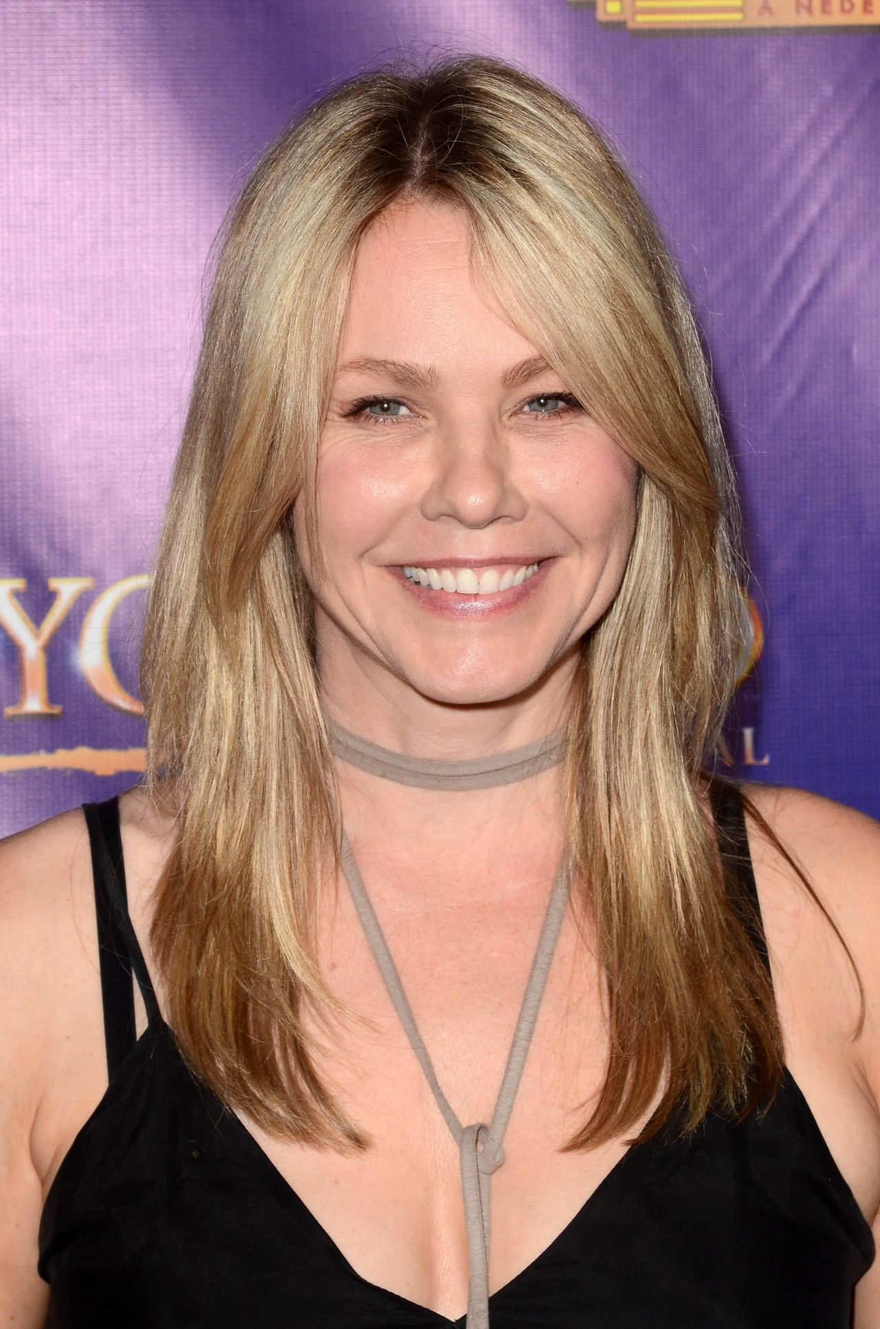 Andrea Roth The Bodyguard Opening Night In Los Angeles