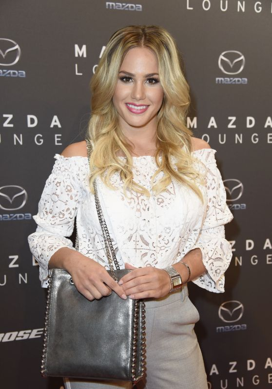 Angelina Heger – Mazda and InTouch Spring Cocktail at Mazda Lounge in Berlin 05/03/2017