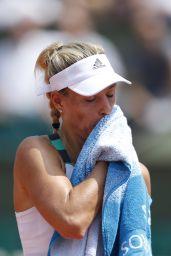 Angelique Kerber - French Open Tennis Tournament in Roland Garros, Paris 05/28/2017