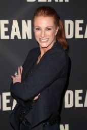 "Angie Everhart - ""DEAN"" Special Screening in Hollywood 05/24/2017"