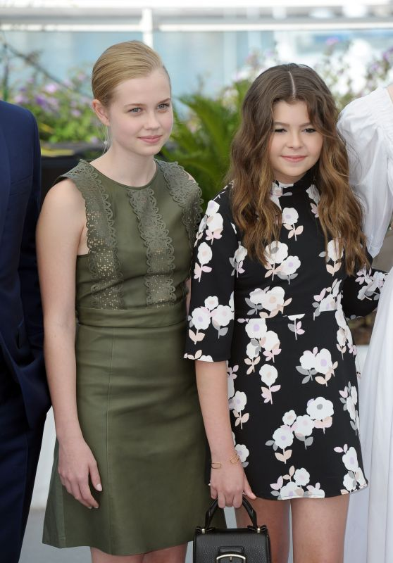 "Angourie Rice at ""The Beguiled"" Photocall - Cannes Film Festival 05/24/2017"
