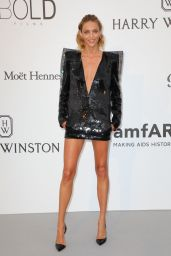 Anja Rubik – amfAR Gala at Hotel du Cap-Eden-Roc in Cap d'Antibes, France 05/25/2017