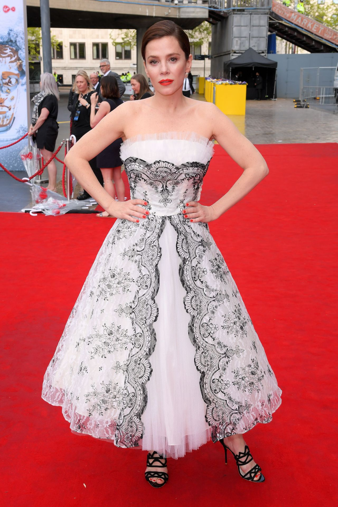 Anna Friel Bafta Tv Awards In London 05 14 2017
