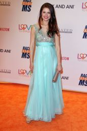 Anna Trebunskaya – Race To Erase MS Gala in Beverly Hills 05/05/2017