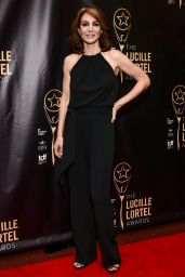 Annie Parisse – Lucille Lortel Awards in New York 05/07/2017