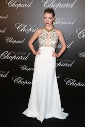 Anya Taylor-Joy – Chopard Trophy Event in Cannes, France 05/22/2017