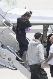 Ariana Grande - Arrives Home in Boca Raton, FL 05/23/2017
