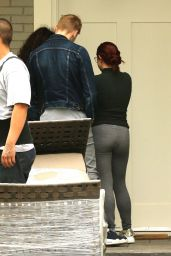 Ariel Winter - Booty in Tights - Sherman Oaks, CA 05/25/2017