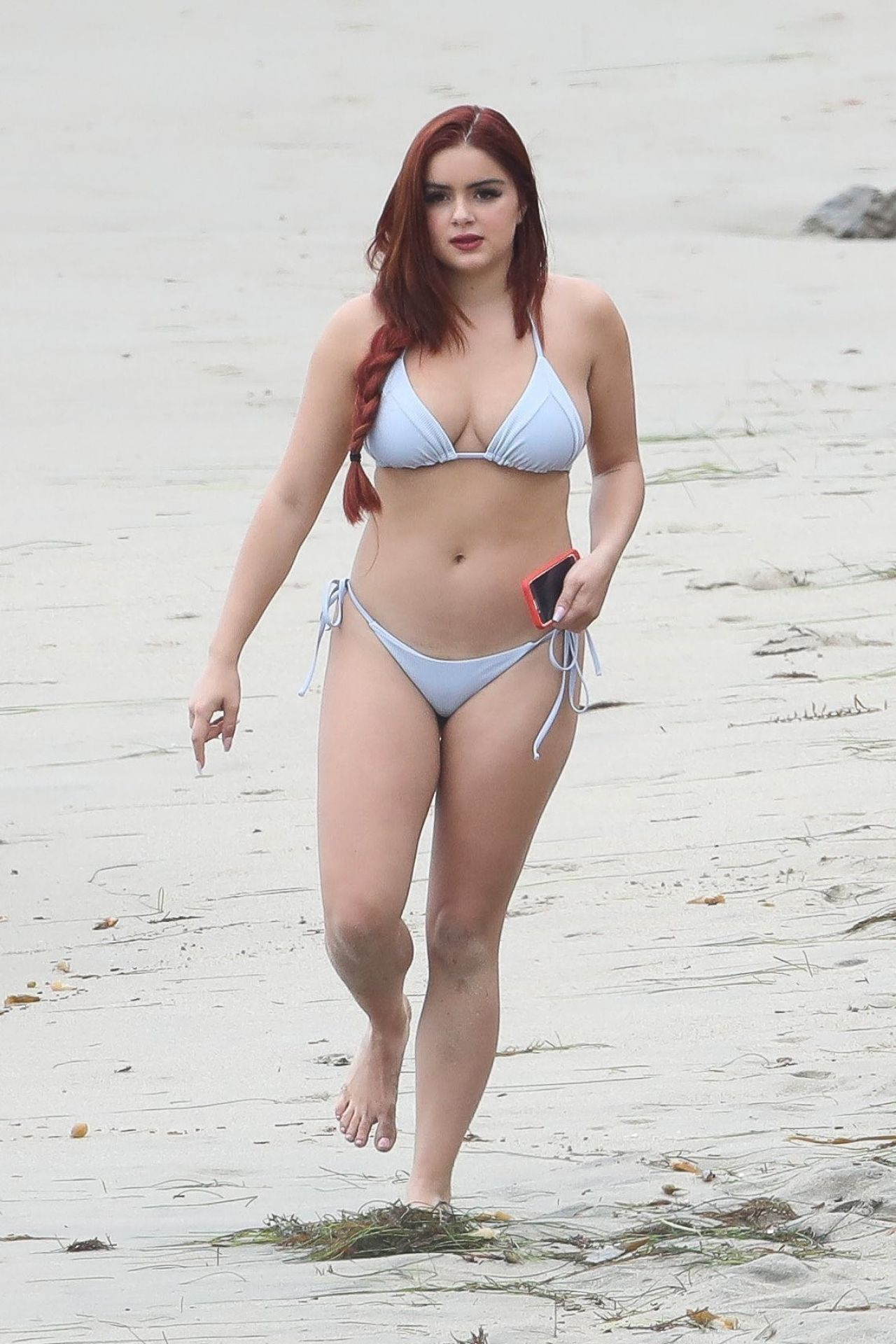 Ariel Winter In Bikini Hits The Beach For Memorial Day In -4005