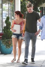 Ariel Winter - Out for Lunch in Studio City 5/24/2017