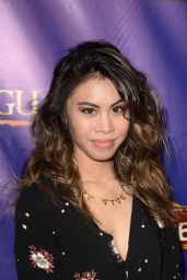 "Ashley Argota – ""The Bodyguard"" Opening Night in Los Angeles 05/02/2017"