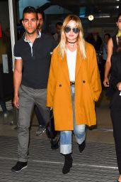 Ashley Benson - Arriving at Nice Airport for 70th Cannes Film Festival 05/20/2017
