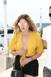 Ashley Benson - Out in Cannes, France 05/22/2017