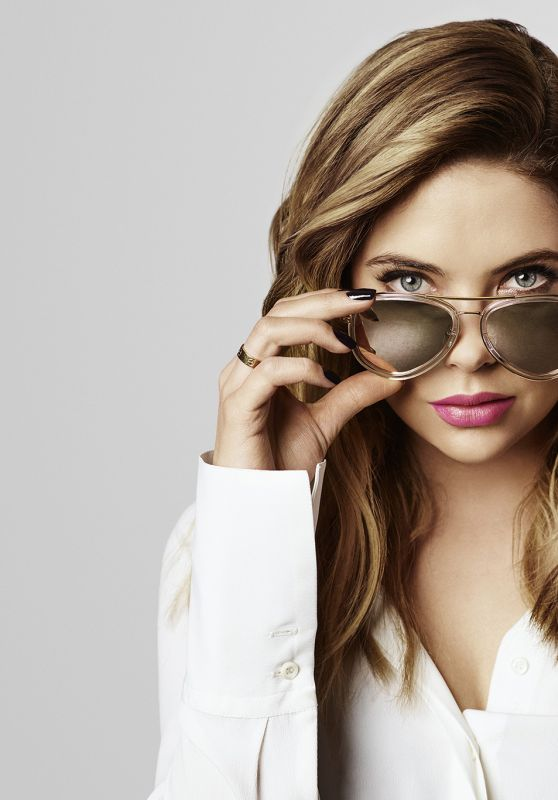 Ashley Benson Photoshoot For Prive Goods March 2017
