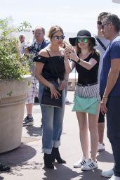 Ashley Benson Street Style - Cannes, France 05/23/2017