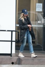 Ashley Benson Street Style - Leaving Coffee Bean in Los Angeles 05/30/2017