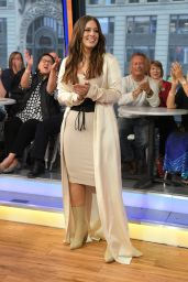 Ashley Graham on Good Morning America in New York, May 2017