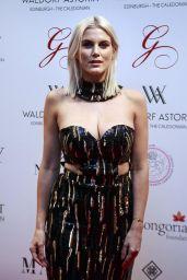 Ashley James - Edinburgh Global Gift Gala in Edinburgh 05/17/2017