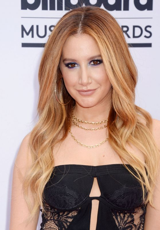 Ashley Tisdale – Billboard Music Awards in Las Vegas 05/21/2017
