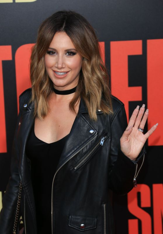 "Ashley Tisdale - ""Snatched"" Premiere at Regency Village Theatre in Westwood 05/10/2017"