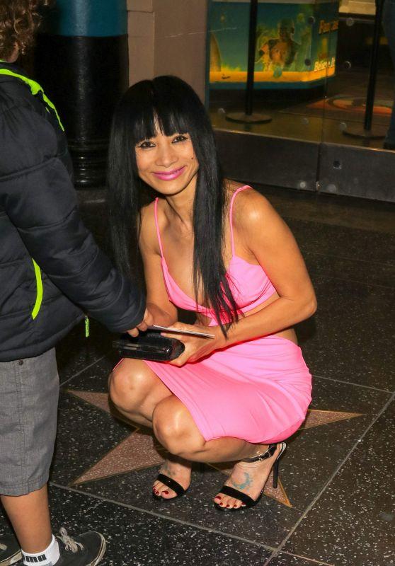 Bai Ling in Los Angeles 05/13/2017