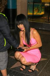 Bai Ling in Los Angeles 05/13/2017