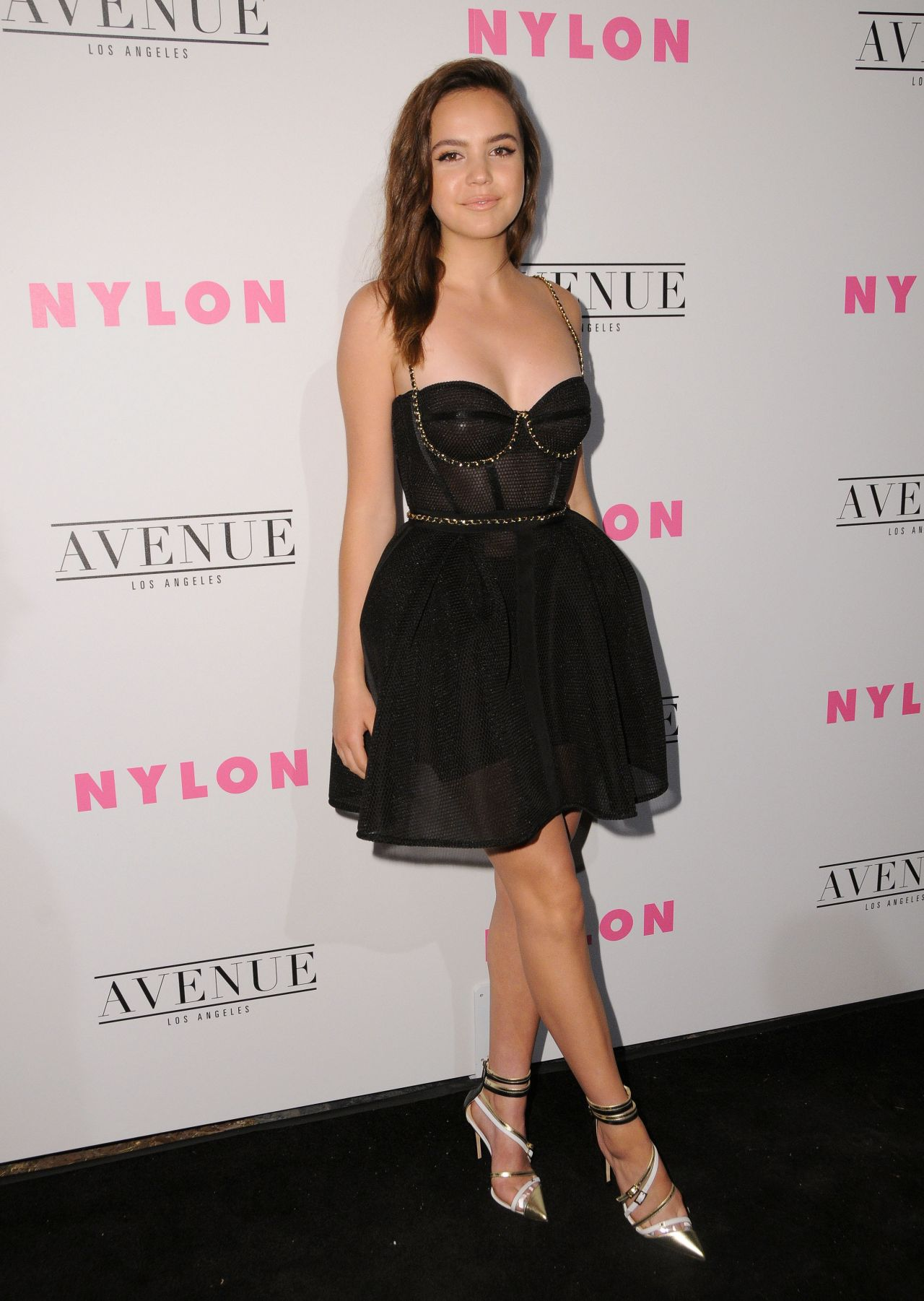 Bailee Madison Nylon Young Hollywood Party In Los