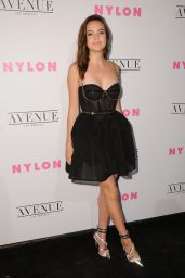 Bailee Madison – NYLON Young Hollywood Party in Los Angeles 05/02/2017