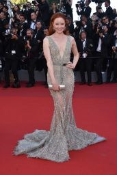 Barbara Meier - 70th Annual Cannes Film Festival in Cannes Opening Gala 05/17/2017