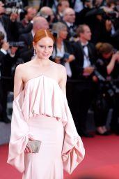 Barbara Meier at 70th Anniversary - Cannes Film Festival 05/23/2017