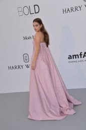 Barbara Palvin at AmfAR's 24th Cinema Against AIDS Gala – Cannes Film Festival 05/25/2017